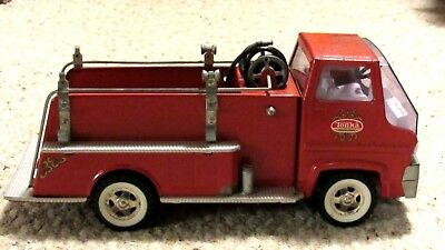 Vintage 1960's TONKA Firetruck Gas Turbine Fire Engine