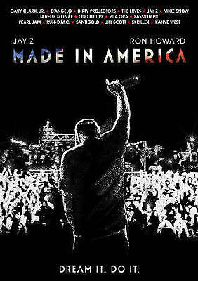 Made in America (DVD, 2014)
