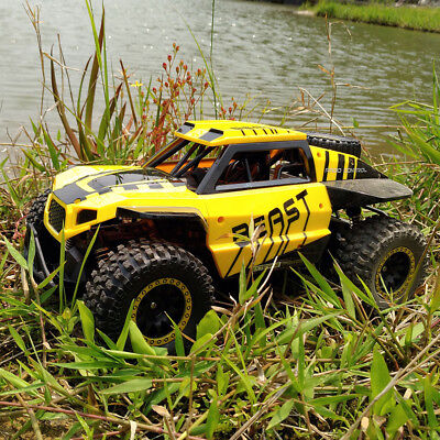 Flytec SL-146A 1:18 Scale RC Car 2.4GHz Wireless Remote Control Off Road Vehicle