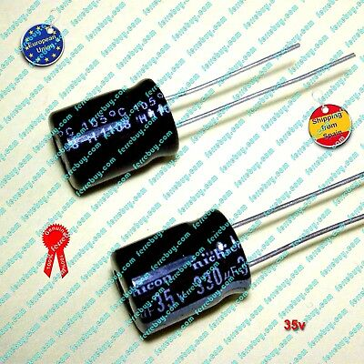 4Pz - Radial Electrolytic Capacitor 10uF to 680uF 35V