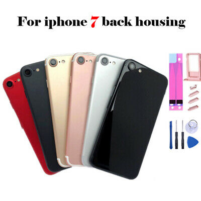 OEM Battery Metal Housing Back Door Cover Replacement For iPhone 7 iPhone +Tool