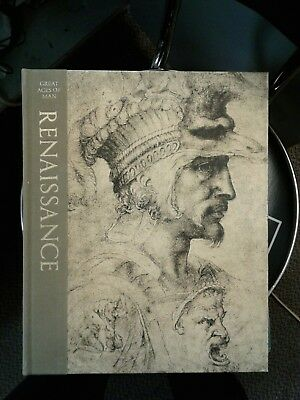 RENAISSANCE : Great Ages of Man.  Time Life.  Very Clean. Very Good