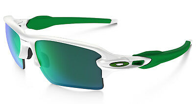 f4ddba7ffc OAKLEY FLAK 2.0 XL Polished White Jade Iridium OO9188-6359-J611241 ...