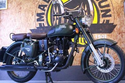 2016 Royal Enfield Bullet Classic 500 Dispatch No.16 Of Just 200!!