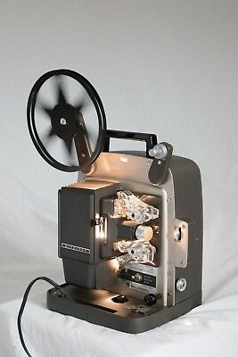 Vintage Bell & Howell Super 8 Design 346A 8mm Movie Film Autoload Projector