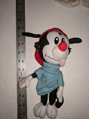 VINTAGE WARNER BROS ANIMANIACS PLUSH Wakko