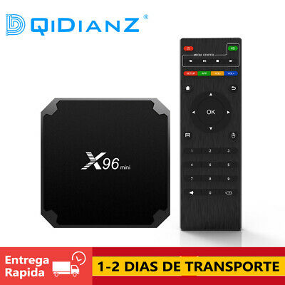 DQiDianZ X96 mini Android 9.0 1G 8G Smart TV BOX Multimedia TV CAJA 2G16G player