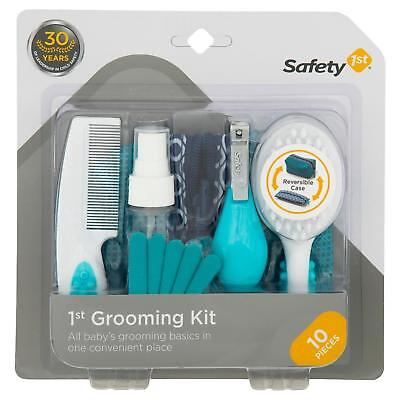 Safety 1st 10-Piece Infant Grooming Kit Blue Free Shipping