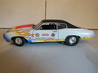 Crown Premiums ConocoPhillips 1970 Chevelle SS454 Pro Street Diecast Bank
