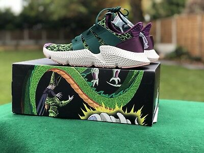 separation shoes 1f4e7 38e19 Adidas Prophere x Dragon Ball Z Green Cell UK 6