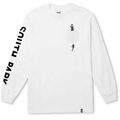 a6a0484bcc3 HUF FLAGS WHITE Long Sleeve T-Shirt City Country World Fashion ...