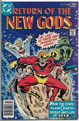 New Gods  U-PICK ONE #12,13,14,15 or 16 DC 1977-78 Bronze Age PRICED PER COMIC