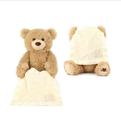a3479662a9c Personalized Gund® Peek A Boo Teddy Bear-Customized Animated Baby ...