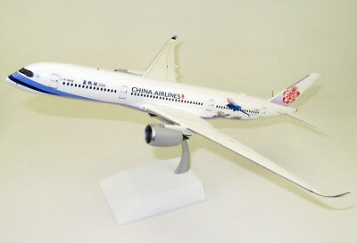 JC Wings 1:200 China Airlines Airbus A350-900 XWB 'Caerulea - Flaps Up' B-18908