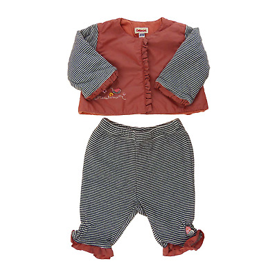Excellent état Girls' Clothing (newborn-5t) First Impressions Superbe Ensemble T-shirt Et Pantalon Clothing, Shoes & Accessories