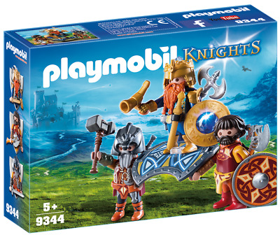playmobil - KNIGHTS 9344   Neu & OVP