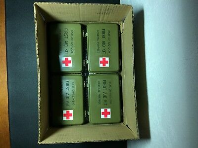 New Us Military First Aid Kits Current Issue 6545-00-922-1200 Flat Rate Shipping