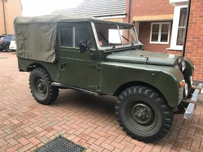 Land Rover Series 1  86inch  1956