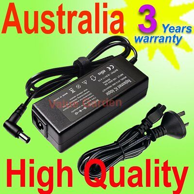 90W 19.5V 4.7A Laptop Charger AC Adapter for Sony Vaio VGP-AC19V43 VGP-AC19V63
