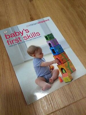 Baby's first skills Book by Dr Miriam Stoppard