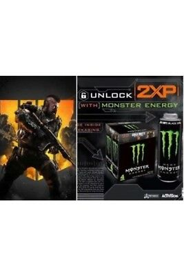 Call of Duty: Black Ops 4 *DOUBLE XP* Code PS4,XBOX,PC(X2 XP 2 HOURS)