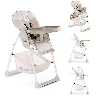 NEW Hauck Sit n Relax 2 IN1 Highchair Baby Feeding Highchair+Bouncer Friend