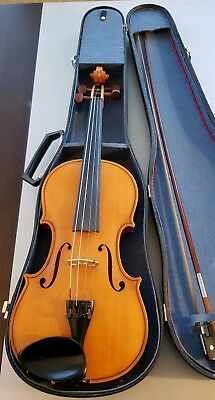 Vintage Violin with carry case