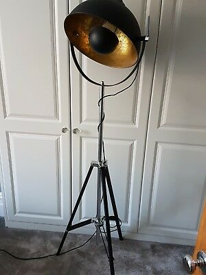 Studio Floor Lamp Tripod Vintage Retro