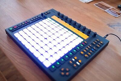 Ableton Push 1 + Ableton Live 9 Suite - DAW Controller - Music Pad - TOP Zustand