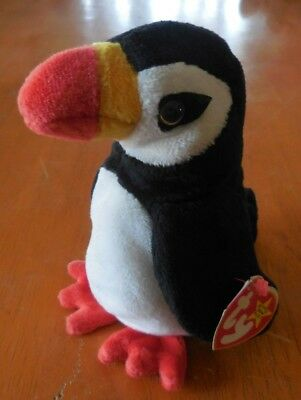 TY BEANIE BABY Puffer - Bird Puffin 1997 Retired Collectible -  5.99 ... 43c4f6a91291
