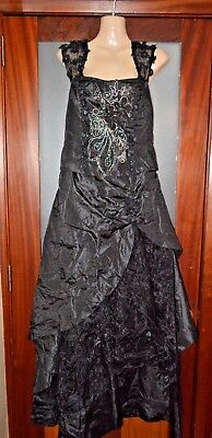 Ball Gown Evening Dress Wedding Or Occasion Maxi Dress By Jovani
