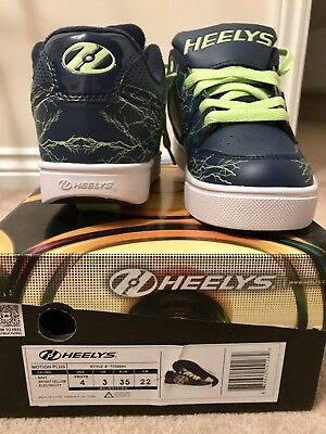 Kids Heelys Size 3 New In Box