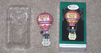 1996 NEW Wizard Of Oz, Hallmark Keepsake Ornament Collectors Series State Fair