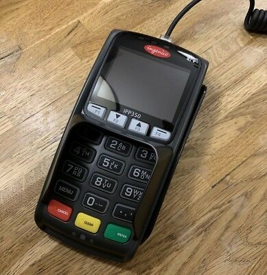 ingenico ipp350 Contactless Pdq Chip Pin Payment Terminal