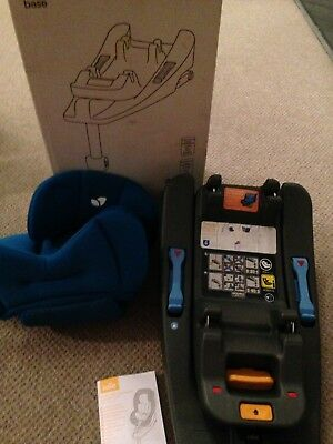 Joie i-AnchorFix Isofix Base and baby insert