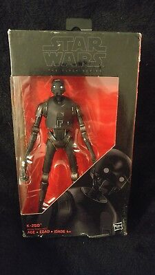 "Star Wars Rogue One Black Series 6"" Inch K-2So Droid Figure #24"