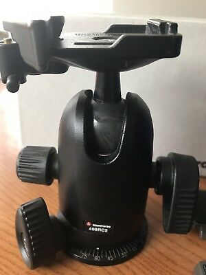 Manfrotto Ball Head w Quick Release 498RC2