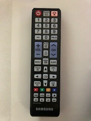 New USBRMT Remote AA59-00785A for All Samsung Smart TV with all backlit buttons
