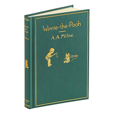 Winnie-the-Pooh Replica First Edition by A.A. Milne - Hardcover Book