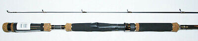 OUTLAW CRAPPIE FISHING POLE IM-7 CORK HANDLE 11/' SET OF 3 RODS C11102C