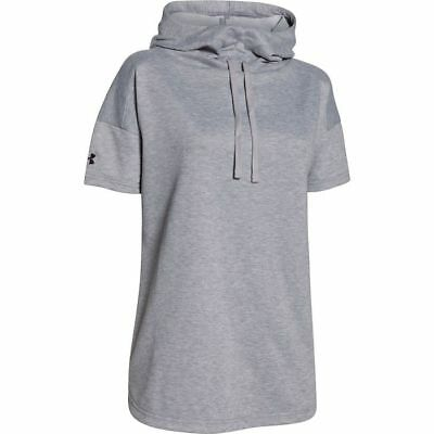 Under Armour Women's ColdGear Championship Shortsleeve Hoody