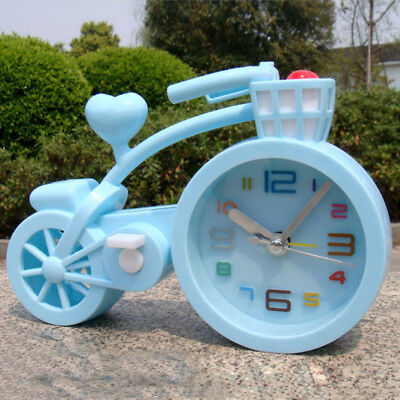 Portable Mini Mute Children Student Clock Table Alarm Clocks Home Decor
