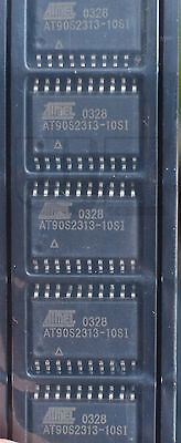 1 x AT90S2313-10SI 8-bit Microcontroller with 2K Bytes of In-Syst. Program Flash