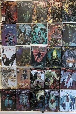 Darkness Comics Huge Lot 25 Comic Book Collection Set Run Books Box 2