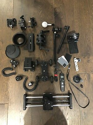 Edelkrone Slider And Other Photo Video Equipement