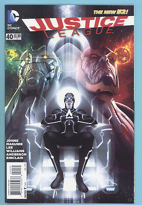 Justice League #40 Alex Garner Variant!!! 1st Grail!!! Copy B