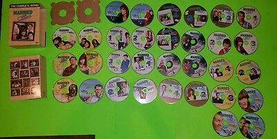 Married With Children The Complete Series DVD 32-Disc Set Seasons VERY GOOD