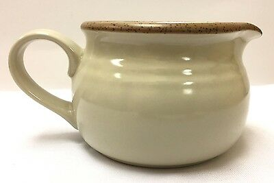 Noritake Madera Ivory Gravy Boat - Brand New with Tags - Retired Pattern