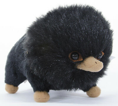 Fantastic Beasts And Where To Find Them Baby Niffler Plush (black)   - BRAND NEW