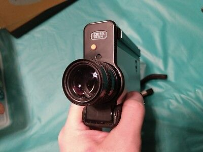 Zeiss Ikon M803 Super-8 Camera